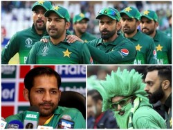Sarfraz Ahmed Blames One Match For Being Pakistan Knocked Out Of World Cup