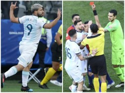 Argentina Beats Chile In Copa Ameria In Loosers Final