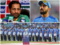 Let S Not Say India Lost Against England Deliberatly Says Pak Captain Sarfraz
