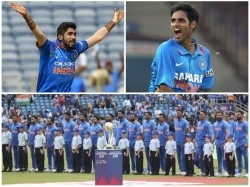 Indian Pacers Bumrah And Bhuvi Forced Newzeland An Unwanted Record