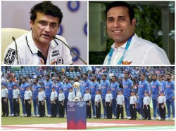 Ganguly And Laxman Slams Decision To Send Dhoni At Number 7 In Semi