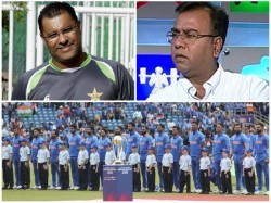 Former Pakistan Players Happy With India S Exit From World Cup