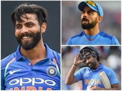 Report Card Of Indian Players In World Cup Semi Final