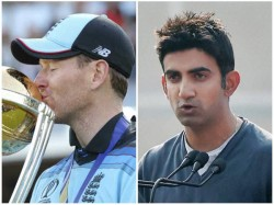 Former Indian Opener Gambhir Slams Icc After England Beats Kiwis In World Cup Final