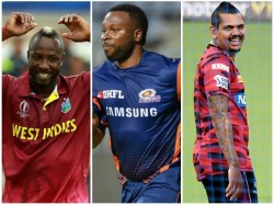 Pollard And Narine Included In Windies T20 Team Against India