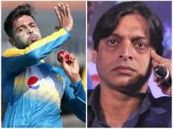 Former Pakistan Speedstar Akhtar Critisise Mohammed Amir Who Recently Retired From Test