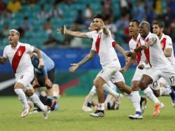 Peru Beats Defending Champions Chile In Copa America Semi Final