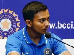 Prithvi Shaw Says I Will Come Out Of This Faster And Stronge After Doping Suspension
