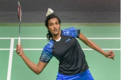 Pv Sindhu In Indonesia Open