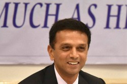 Former Indian Captain Rahul Dravid Appointed Nca Head