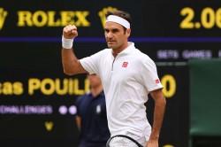 Wimbledon Roger Federer Novak Djokovic