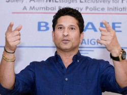 Sachin Names Standout Perfomers Of Indian Team In World Cup