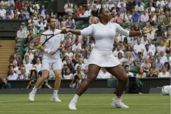 Murry And Serena Out Of Wimbledon Mixed Doubles