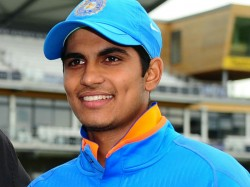 Disappointing Not To Be Picked For West Indies Tour Says Shubman Gill