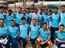 Indian Under 19 Team Suffers First Loss In Tri Nation Series
