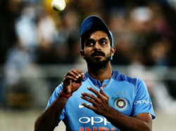 Vijay Shankar Ruled Out Of World Cup