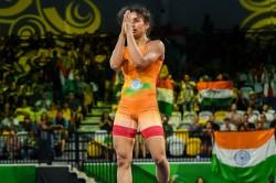 Indian Wrestler Vinesh Phogat Wins International Gold
