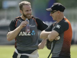 Icc Should Have Considered Sharing World Cup Says Kiwis Coach Stead