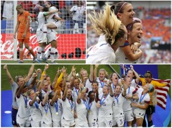 Usa Beat Netherlands Women S World Cup 2019 Final