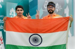 Indias Abhishek Verma Wins Gold