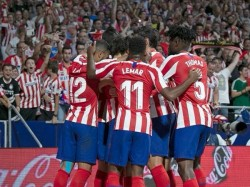 Spanish League Results Atletico Madrid 1 0 Getafe