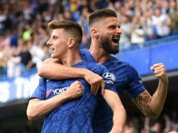 English Premier League Leicester Draw At Chelsea