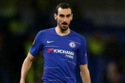 Chelsea Player Davide Zappacosta