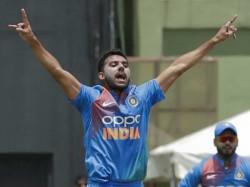 Indian Pacer Deepak Chahar Scripts Record Against Windies