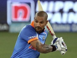 Shikhar Dhawan To Play For Indian A Team Against South Africa