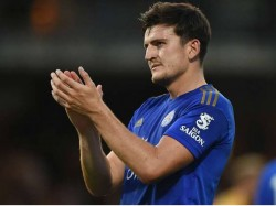 Harry Maguire Joins Manchester United In World Record 80 Million Deal