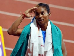 India S Hima Das And Mohammad Anas Win Gold In Czech Republic