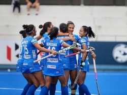 India Enter Olympic Test Event Hockey Final After Beat Japan