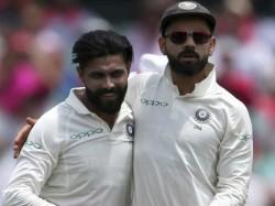 Ravindra Jadeja Thanks Virat Kohli For Playing Him In First Test