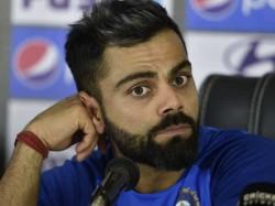 Indian Captain Virat Kohli Should Be Fine For First Test Despite Injury