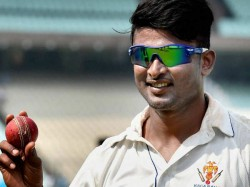 Offspinner K Gowtam Takes Six Wickets For India A