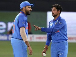 Kuldeep Yadav And Rohit Sharma Looks Record Against West Ind