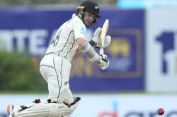 Sri Lanak New Zeland Test