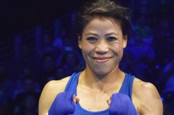Mary Kom Named Best Woman Asian Athletes