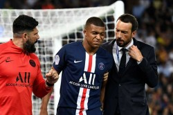 Cavani And Mbappe Suffering From Injury