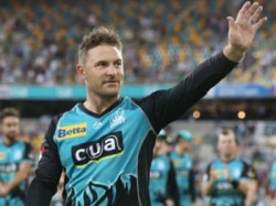 Former Kiwis Captain Brendon Mccullum Retires From All Forms Of Cricket