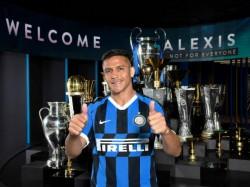 Alexis Sanchez Joins Inter Milan On Season Loan