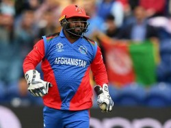 Afghanistan Cricket Player Mohammad Shahzad Suspended