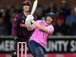 Eoin Morgan Shines Middlesex Pull Of Record Chase In T20 Blast