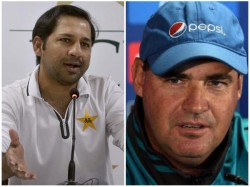 Coach Micky Arthur Recommends Sacking Sarfraz As Pak Captain