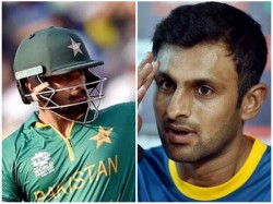 Pcb Did Not Give Central Contracts To Shoaib Malik And Mohammed Hafeez