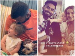 Allrounder Hardik Pandya Is New Babysitter In Indian Cricket Team