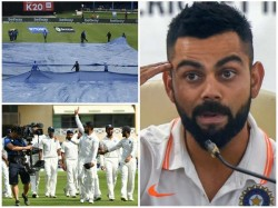 India West Indies First Test Match Weather Report
