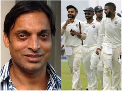 Former Pakistan Speed Star Akhtar Predicts Indian Team For First Test Against Windies