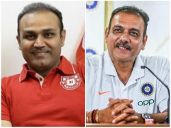 Former Player Sehwag Reveals Why He Did Nt Apply For Indian Coach Job