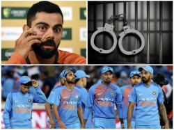 Death Threat For Indian Team Assam Man Arrested